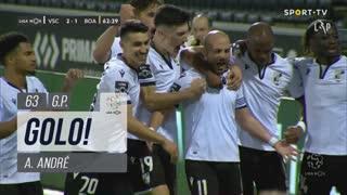 GOLO! Vitória SC, A. André aos 63', Vitória SC 2-1 Boavista FC