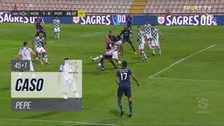 FC Porto, Caso, Pepe aos 45'+1'