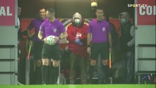 CD Nacional x Sporting CP: Jogo adiado