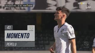 Vitória SC, Jogada, Pepelu aos 43'