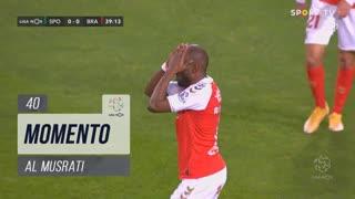 SC Braga, Jogada, Al Musrati aos 40'