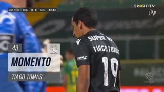 Sporting CP, Jogada, Tiago Tomás aos 43'