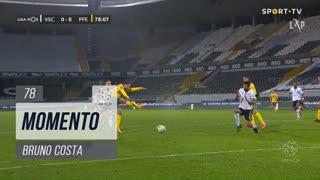 FC P.Ferreira, Jogada, Bruno Costa aos 78'