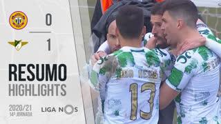 I Liga (14ªJ): Resumo CD Nacional 0-1 Moreirense FC