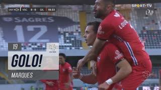 GOLO! Gil Vicente FC, Marques aos 19', Vitória SC 0-1 Gil Vicente FC