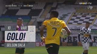 GOLO! Rio Ave FC, Gelson Dala aos 10', Boavista FC 1-1 Rio Ave FC