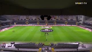 Vitória SC x Sporting CP: Confere aqui a constituição das equipas!