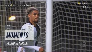 SC Farense, Jogada, Pedro Henrique aos 62'