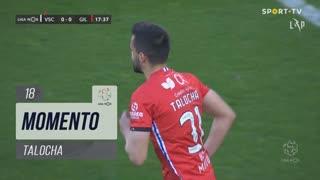 Gil Vicente FC, Jogada, Talocha aos 18'
