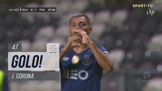 GOLO! FC Porto, J. Corona aos 47', Boavista FC 0-1 FC Porto