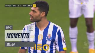 FC Porto, Jogada, Mehdi aos 90'+2'