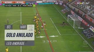 Marítimo M., Golo Anulado, Leo Andrade aos 83'