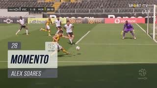 Moreirense FC, Jogada, Alex Soares aos 28'