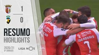 Liga NOS (8ªJ): Resumo SC Braga 1-0 SC Farense