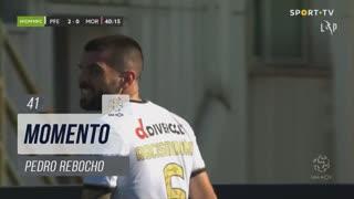 FC P.Ferreira, Jogada, Pedro Rebocho aos 41'