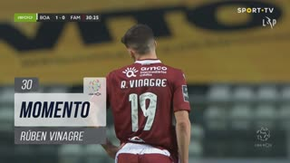 FC Famalicão, Jogada, Rúben Vinagre aos 30'