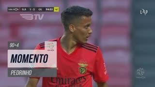 SL Benfica, Jogada, Pedrinho aos 90'+4'