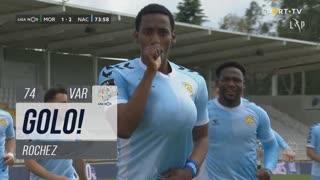 GOLO! CD Nacional, Rochez aos 74', Moreirense FC 1-2 CD Nacional