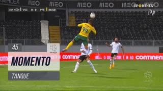 FC P.Ferreira, Jogada, Tanque aos 45'