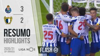 Liga NOS (30ªJ): Resumo Flash FC Porto 3-2 FC Famalicão