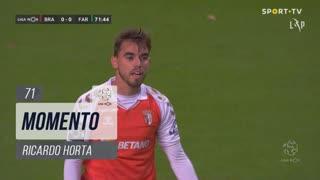 SC Braga, Jogada, Ricardo Horta aos 71'