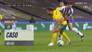 FC Porto, Caso, Mehdi aos 19'