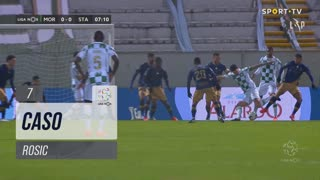 Moreirense FC, Caso, Rosic aos 7'