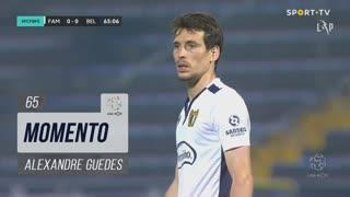 FC Famalicão, Jogada, Alexandre Guedes aos 65'