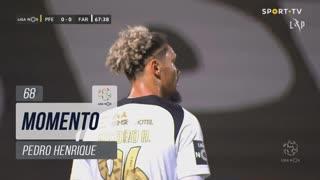 SC Farense, Jogada, Pedro Henrique aos 68'