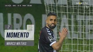 CD Nacional, Jogada, Marco Matias aos 2'