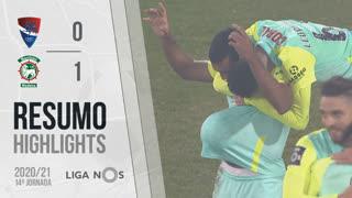 Liga NOS (14ªJ): Resumo Gil Vicente FC 0-1 Marítimo M.