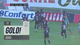 GOLO! CD Nacional, Dudu aos 11', CD Nacional 1-0 Rio Ave FC