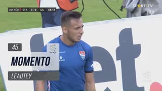 Gil Vicente FC, Jogada, Leautey aos 45'