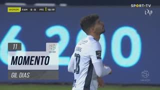 FC Famalicão, Jogada, Gil Dias aos 11'