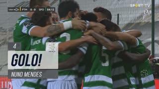 GOLO! Sporting CP, Nuno Mendes aos 4', Portimonense 0-1 Sporting CP