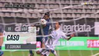 FC Porto, Caso, J. Corona aos 19'