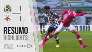 I Liga (13ªJ): Resumo Boavista FC 1-1 Santa Clara