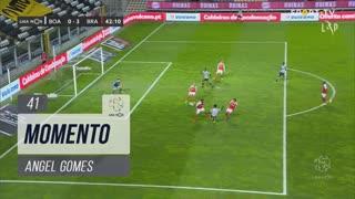 Boavista FC, Jogada, Angel Gomes aos 41'