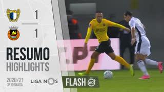 Liga NOS (3ªJ): Resumo Flash FC Famalicão 1-1 Rio Ave FC
