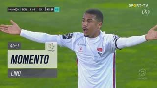 Gil Vicente FC, Jogada, Lino aos 45'+1'