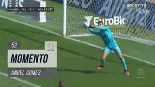 Boavista FC, Jogada, Angel Gomes aos 52'