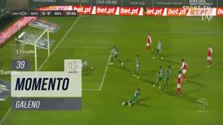 SC Braga, Jogada, Galeno aos 39'