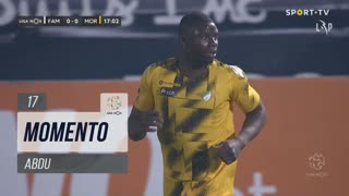 Moreirense FC, Jogada, Abdu aos 17'