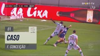 FC Porto, Caso, F. Conceição aos 81'