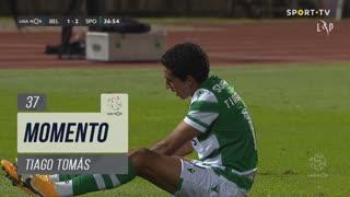 Sporting CP, Jogada, Tiago Tomás aos 37'