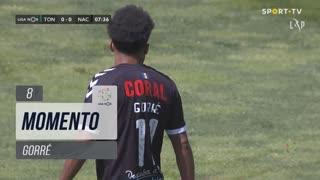 CD Nacional, Jogada, Gorré aos 8'