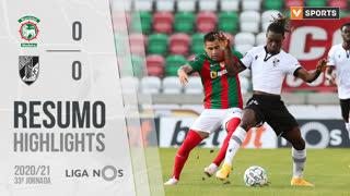 Liga NOS (33ªJ): Resumo Marítimo M. 0-0 Vitória SC