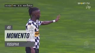 Boavista FC, Jogada, Yusupha aos 48'