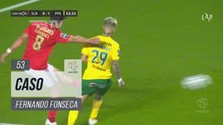 FC P.Ferreira, Caso, Fernando Fonseca aos 53'