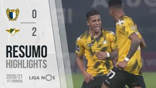 Liga NOS (17ªJ): Resumo FC Famalicão 0-2 Moreirense FC